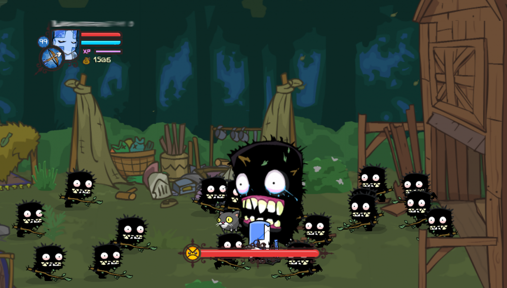 You might've seen a Troll Mother in Castle Crashers too. I bet you did, didn't ya?