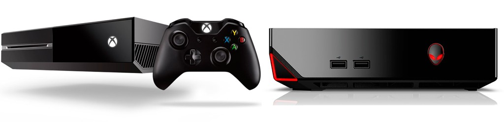 Enter to win either an Xbox One or Alienware Alpha